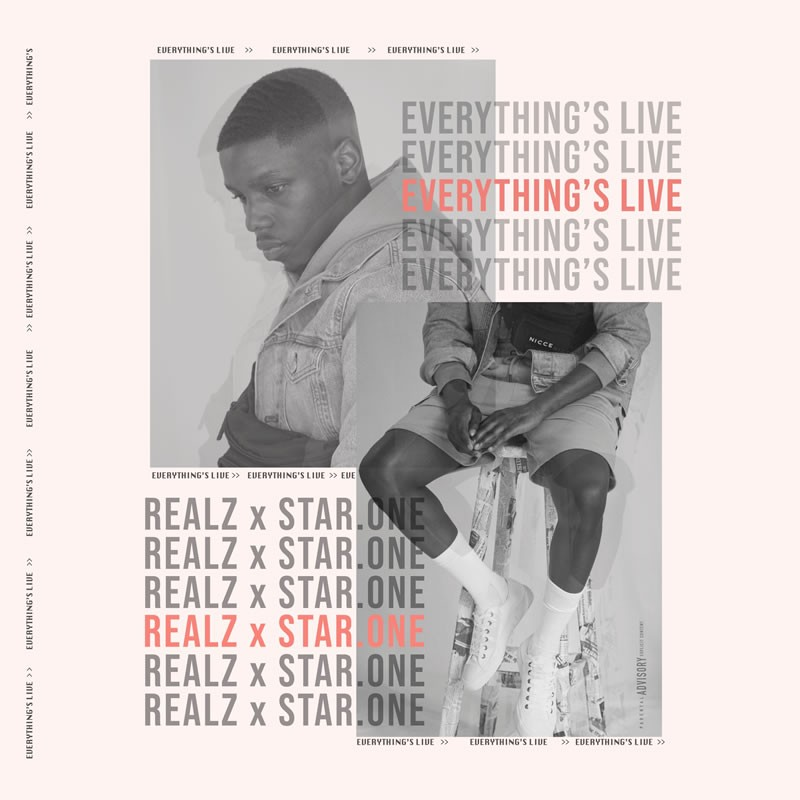 Realz | Everythings Live
