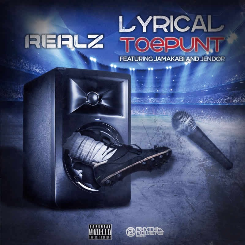 Rhythm Rollers Release - Lyrical Toepunt By Realz