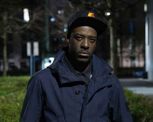 Jamakabi - One of the original grime pioneers.